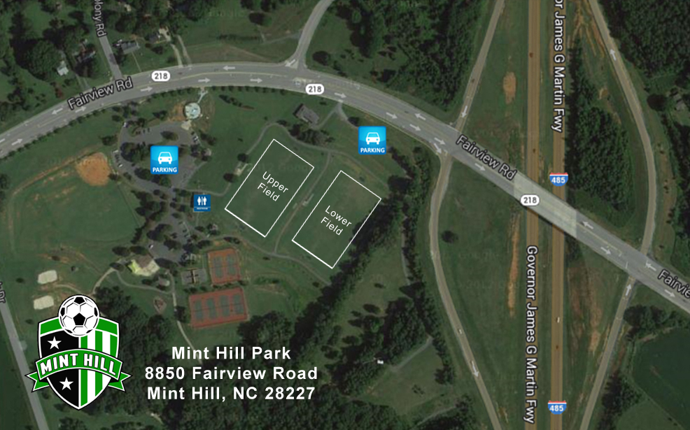 Freedom Park Charlotte Nc Map.Playing Facilities